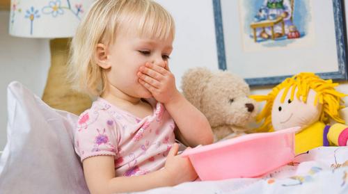 кишечная инфекции у ребенка