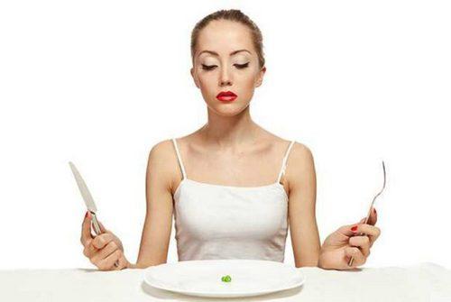 нулевая диета