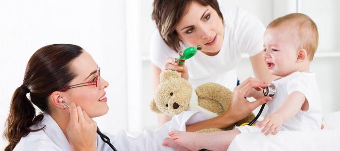 ротавирусная кишечная инфекция у грудных детей