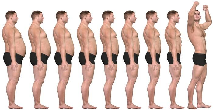коррекция живота физической активностью