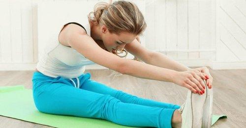 физические упражнения для пресса