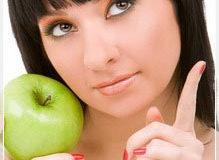 Почему от яблок пучит живот, причины и устранение вздутия