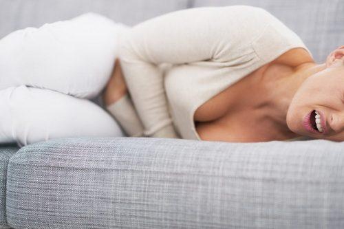 Кишечный грипп у женщины