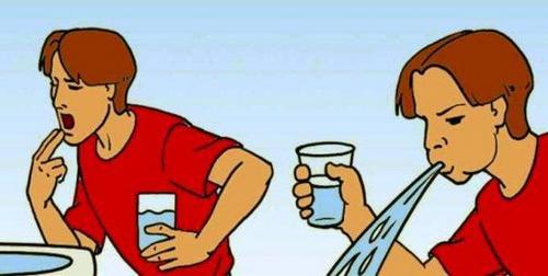 промывание желудка содой