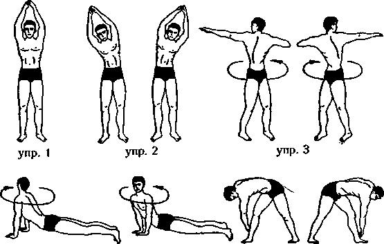 упражнения для чистки кишечника