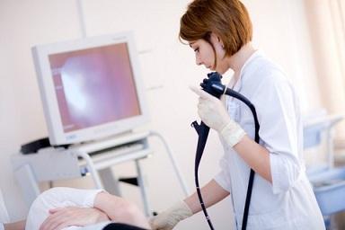 эндоскоп у врача