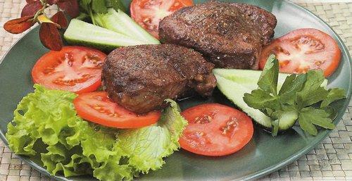 паровые изделия из мяса