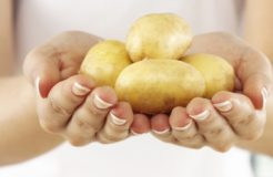 Рецепты применения картофельного сока для лечения желудка