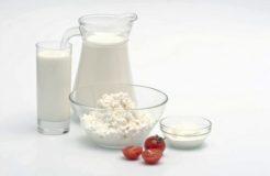 Можно ли пить молоко и кефир при язве желудка