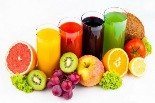 полезные соки для желудка