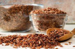 Лечение поджелудочной железы семенами льна
