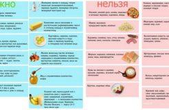 Что можно есть при заболевании поджелудочной железы — диета
