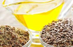 Льняное масло для лечения поджелудочной железы