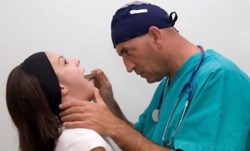 осмотр пищевода врачом