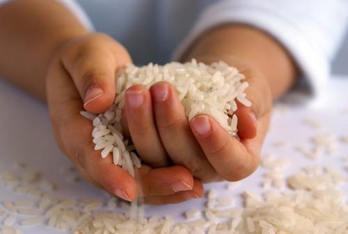 чистим организм рисом